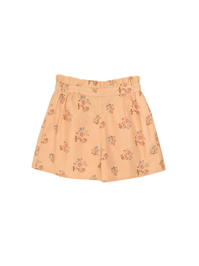 BOUQUET OF FLOWERS SHORTS GIRL