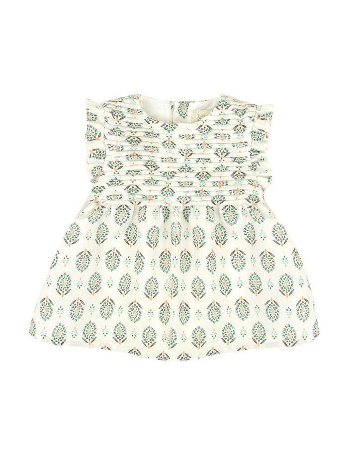 OASIS PRINT DRESS BABY