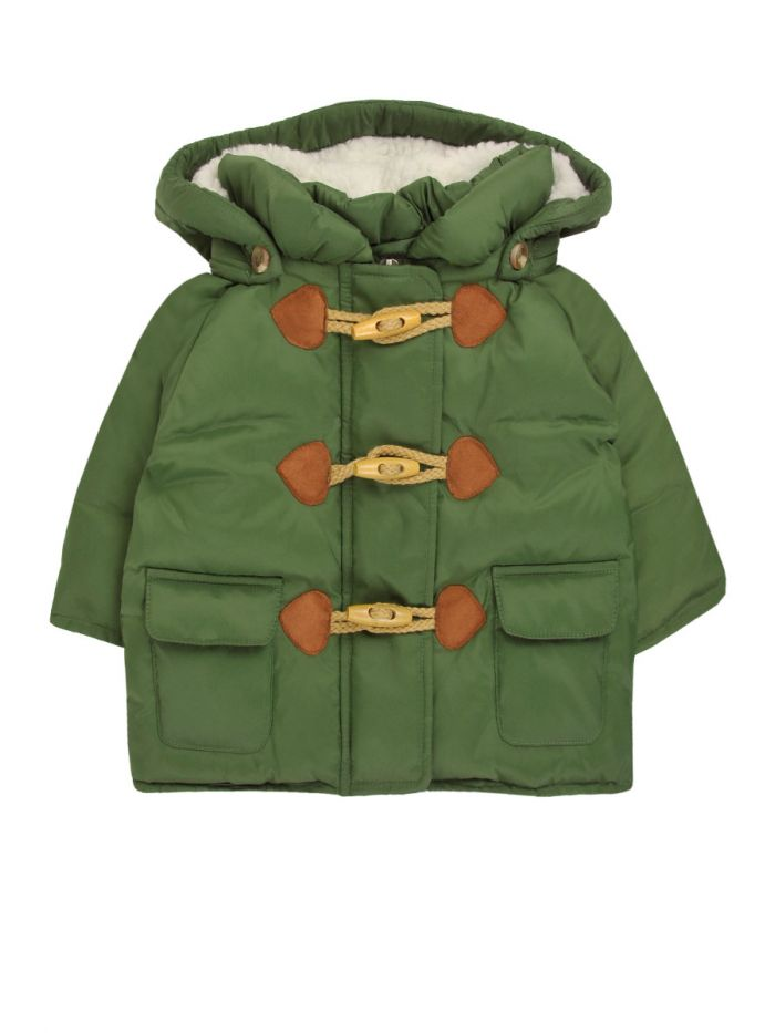 OXFORD GREEN DOWN JACKET BABY