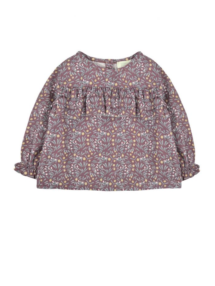 VIOLET BLOUSE BABY