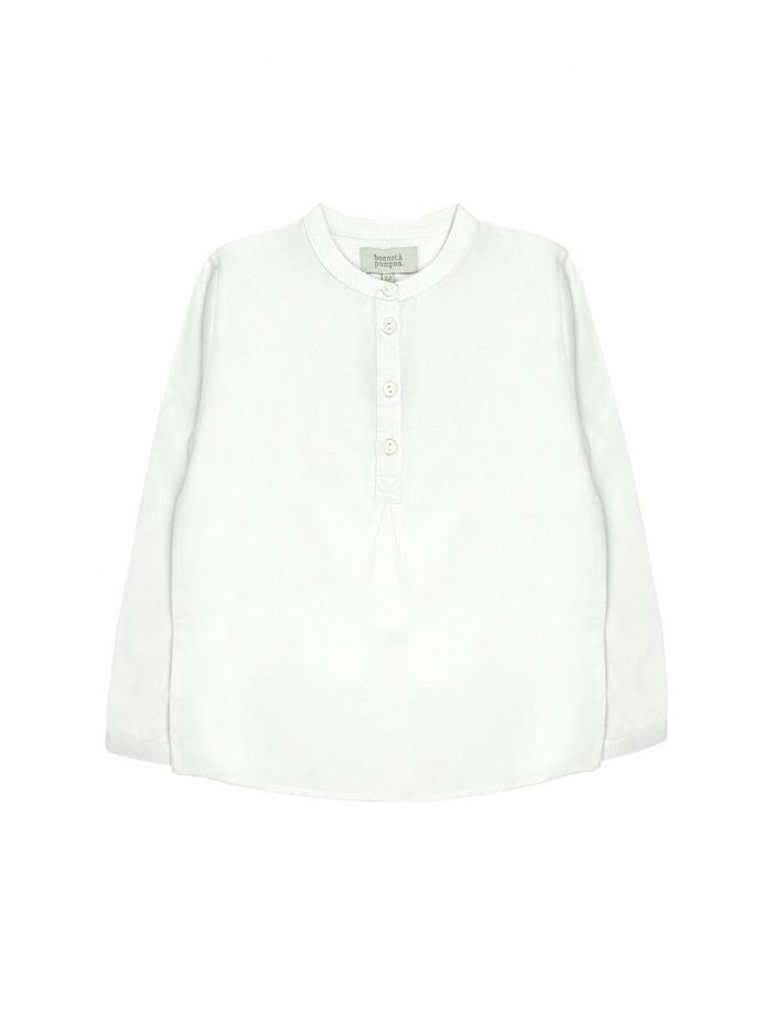 OXFORD BOY WHITE SHIRT