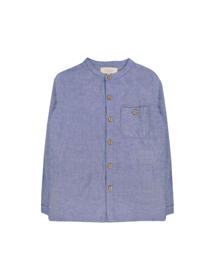 CHAMBRAY SHIRT BOY